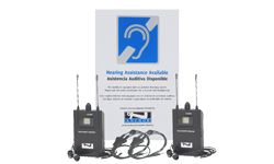 ADA Compliance Kit for AIR Wireless PA & Sound Systems