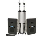 Go Getter Deluxe AIR Package 1 with 1 wireless microphone and wireless companion speaker