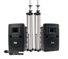 Liberty Deluxe AIR Package 2 with 2 wireless microphones and wireless companion speaker