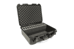 12 Unit heavy-duty DLT carry case