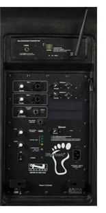 Bigfoot AIR transmitter and reciever control panels