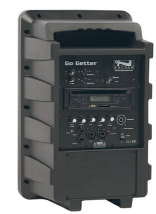 Anchor Audio Go Getter back panel