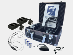 CS ADA KIT 37 rechargeable portable assistive listening system