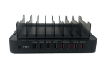8 unit charger for DW 400 series
