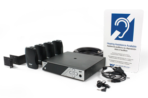 PPA 457 NET Large area hearing assistance system
