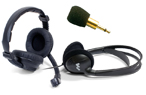 Williams Sound microphones and Headphones